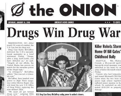 9 Ways The War on Drugs Has Failed: The Reality